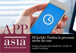 ZClockIn - L'app pensata per timbrare anche in smart working